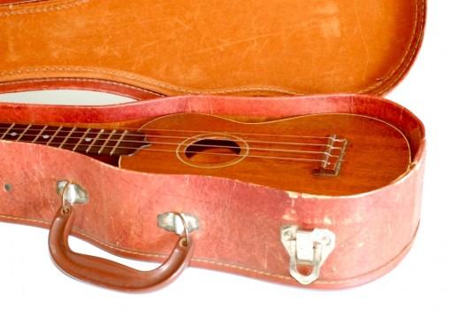 Gretsch Solid Mahogany Soprano Ukulele Case