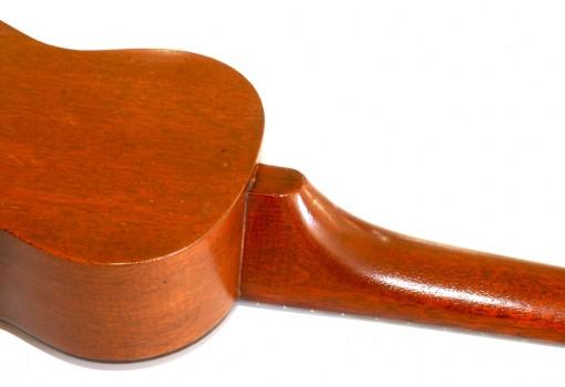 Gretsch Solid Mahogany Soprano Ukulele Neck