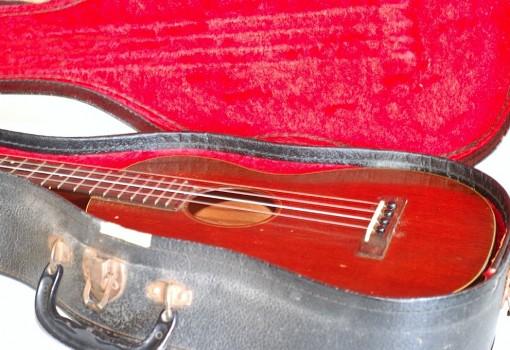 Martin Style-1 Tenor Mahogany Ukulele Inside Case