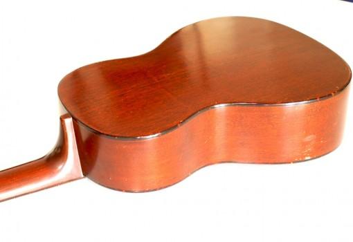 Martin Style-1 Tenor Mahogany Ukulele Reverse Body
