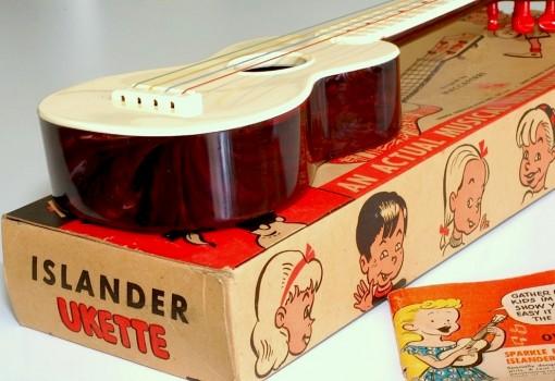 Maccaferri Islander Ukette Original Box